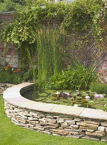 Semi formal pools designs from our portfolio for Semi formal garden designs
